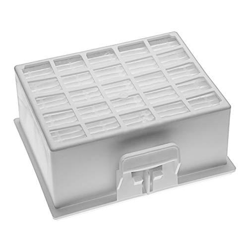 vhbw Staubsaugerfilter passend für Bosch BGL25MON7, BGL25MON8, BGL35MON1, BGL35MON10, BGL35MON11, BGL35MON13 Staubsauger HEPA Abluft-Filter
