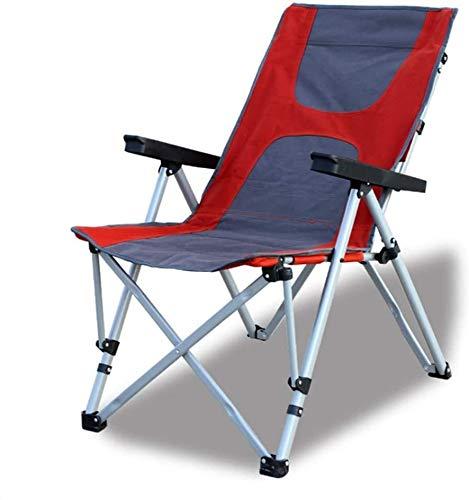 Silla de playa plegable portátil Mochila al aire libre silla de camping Silla con apoyabrazos resistente al desgaste y transpirable de tela resistente a los arañazos for acampar Viajar Barbacoa picnic