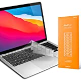 UPPERCASE GhostCover Premium Ultra Thin Keyboard Cover Protector Compatible with 2020+ MacBook Air 13 with Intel Chips or Apple Silicon M1 Chip, Latest Generation (A2179 A2337 )