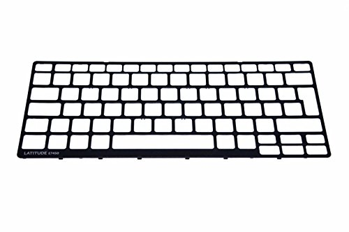 Dell Latitude E7450 UK & European Keyboard Shroud Surround Lattice Bezel 7G9KK