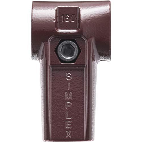 Halder 3011.160 Gehäuse für SIMPLEX-Spalthammer, Stahlguss