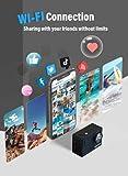 Zoom IMG-2 devetop action cam 4k fotocamera