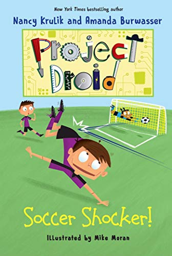 Soccer Shocker!: Project Droid #2 (English Edition)
