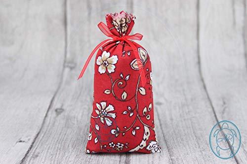 Lavendelsäckchen // Lavendel // Duftsäckchen // Geschenk für sie // Geschenkidee // Produkt der Provence // Olivenmuster