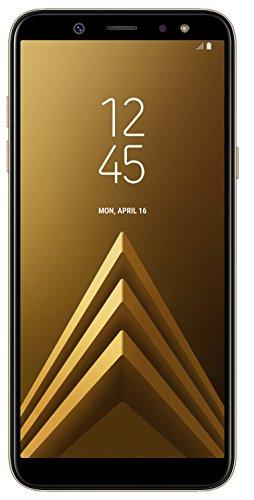 Samsung Galaxy A6 32 GB Single UK SIM-Free Smartphone - Gold- UK Version