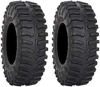 Pair of System 3 XT300 (8ply) Radial ATV Tires [27x10-14] (2)