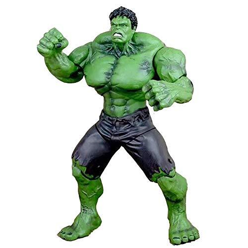 YXCC Figura de acción de Hulk Juguetes invencibles de Hulk Hulk Figura de acción articulada de 10 Pulgadas