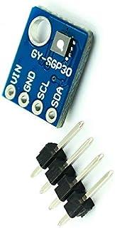 CUHAWUDBA Sensor de Gas de MedicióN de Aire Interior SGP30 Sensor de Gas de Varios PíXeles TVOC/ECO2 Probador Del Detector de DióXido de Carbono de FormaldehíDo de Calidad Del Aire