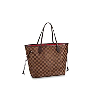 Fashion Shopping Louis Vuitton Neverfull MM Damier Ebene Bags Handbags Purse