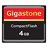 Gigastone 4GB CompactFlash Card Ultra Compact Flash Memory Card