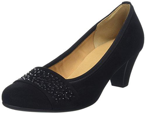 Gabor Shoes 55.482 Damen Pumps, Schwarz (Schwarz 17), 38 EU (5 Damen UK)