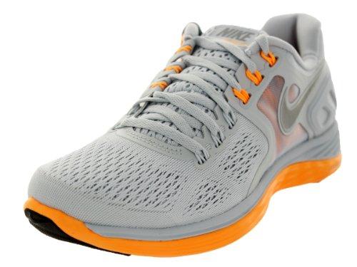 Nike Women's Lunareclipse 4 Pr Pltnm/Rflct Slvr/Atmc Mng Running Shoe 8.5 Women US