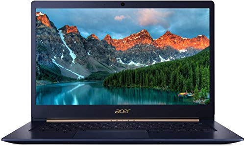 "Acer Swift 5 SF514-52TP-84C9, 14"" Full HD Touch, 8th Gen Intel Core i7-8550U, 16GB LPDDR3, 512GB SSD, Windows 10 Professional"