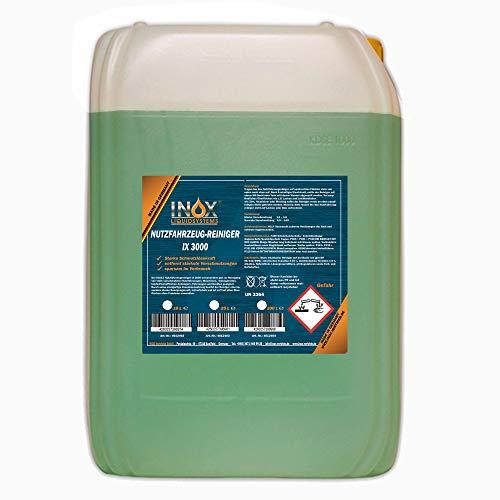 INOX® IX 3000 Nutzfahrzeugreiniger, Aktivreiniger für Planen, LKW und KFZ - 25 Liter
