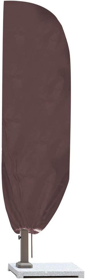 Kadimendium Garden Umbrella Cover P Taffeta Polyester Low price Over item handling ☆ for