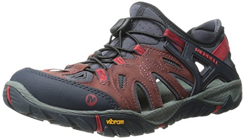 Merrell Men's J32837, Red, 7 M US