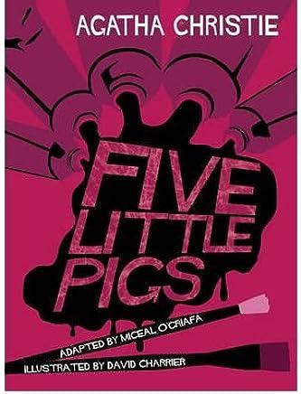 [(Five Little Pigs)] [Original author Agatha Christie ] published on (July, 2010)