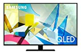 SAMSUNG 50-inch Class QLED Q80T Series - 4K UHD Direct Full Array 8X Quantum HDR 8X Smart TV with Alexa Built-in (QN50Q80TAFXZA, 2020 Model)