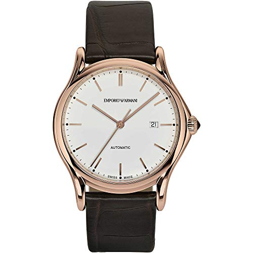 Emporio Armani Swiss - Reloj mecánico para hombre, de moda, cód. ARS3012