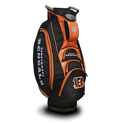 Team Golf NFL Bengals Golf Cart Bag
