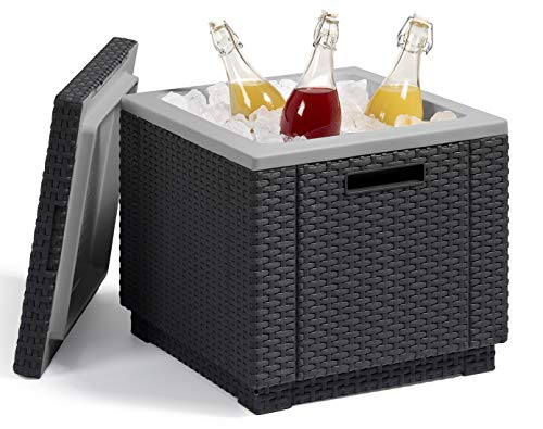 Keter Ice Cube Beer and Wine Cooler