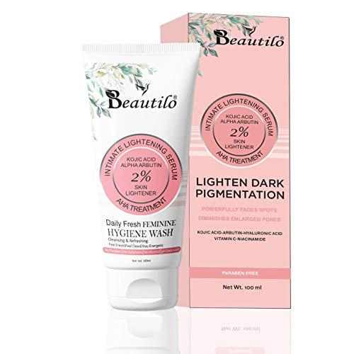 Beautilo Intimate Lightening Serum|For Sensitive skin of Underarms, Inner Thigh, Knee and Bikini Area,100gm