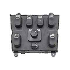 OE number: 1638206610, A1638206610. Fit for: Mercedes Benz W163 ML320 ML430 A1638206610 NEU/Mercedes-Benz M-Klasse (W163) ML 230 (163.136) 1998-2005. This window control switch is designed to match Benz and no matter left driver side. Easy Installati...