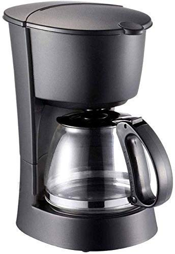 KaiKai Kaffeevollautomat, Haushalt Tropf Typ Kleiner Mini Kaffeekanne Tee Brewing Teekanne Anti-Tropf-Dual-Use-Tee und Kaffee