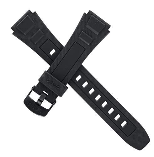 Casio Ersatzband Uhrenarmband Resin WV-59U, WV-59A, WV-59E, WV-59J
