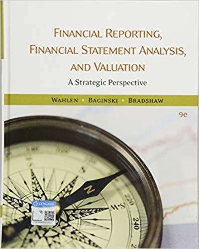[1337614688] [9781337614689] Financial Reporting, Financial Statement Analysis and Valuation (MindTap Course List) 9th Edition - Hardcover