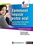 Comment réussir votre oral - Conversation et entretien avec le jury