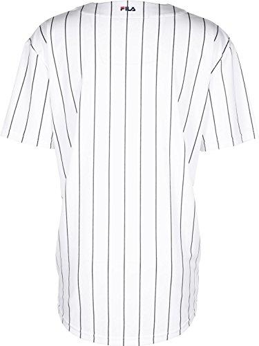 Fila Herren Hemden Urban Line Baseball Dawn weiß XL