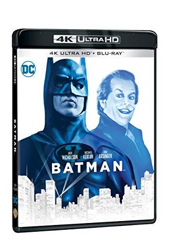 Batman 2BD (UHD+BD)   Batman (Versión checa)
