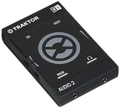 Native Instruments Traktor Audio 2 DJ Audio Interface by Native Instruments