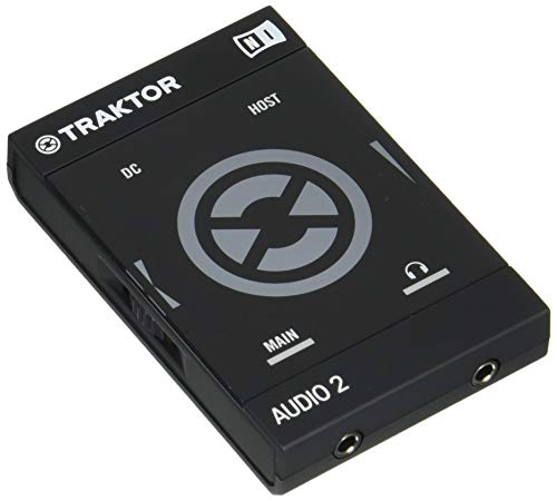 Native Instruments TA2MK2 Traktor Audio 2 scheda audio interfaccia