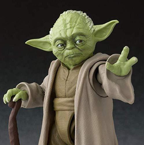 Bandai S.H. Figuarts Star Wars Revenge of The Sith Yoda