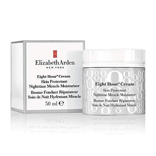 Elizabeth Arden – Eight Hour® Cream – Baume Fondant Réparateur – Soin de Nuit Hydratant Miracle – 50 ml
