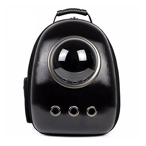 Iiomise ペット バッグ ペット用キャリーバッグ  宇宙船カプセル型ペットバッグ 犬猫兼用 ペットバッグ ネ...