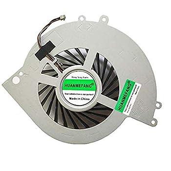 HUANMEFANG New Internal Cooling Fan Compatible Sony PS4 Fan ps4 CUH-1001A CUH-11XX CUH-1000 CUH-1000AB01 CUH-1200AB02 1115A 1115B 500GB Part s Number   KSB0912HE Fan