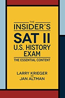 The Insider's SAT II US History Exam