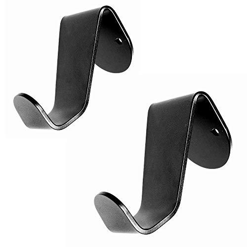 DEF Garderobenhaken für Tesla Modell X Modell S, eloxiertes Aluminium, 2 Stück