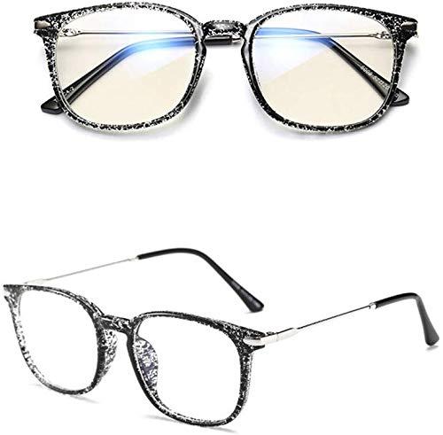 Unisex superlicht gepolariseerde zonnebrillen, premium PVC leesbril blauw licht en schittering blokkering geen vergrootglas normale maat anti-oogvermoeidheid lens voor mannen en vrouwen