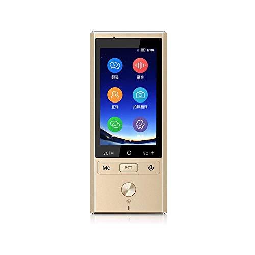 LKNJLL Language Translator Device 88 Languages, Two Way Language Instant and Portable Voice Translator, Offline Translators Devices, Voice & Text & Photo Translation, Audio Memo, 1500mAh Large Battery