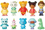 Daniel Tiger's Neighborhood - Friends & Stuffies exclusive figure set 10 piece