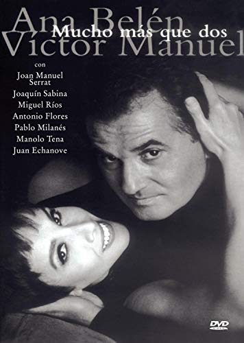 Ana Belen / Manuel Victor - Mucho Mas Que Dos [USA] [DVD]