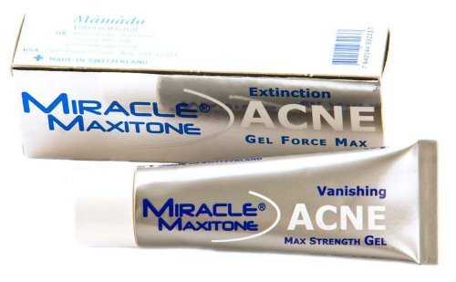 MIRACLE MAXITONE ACNE GEL 30G by Miracle Maxitone