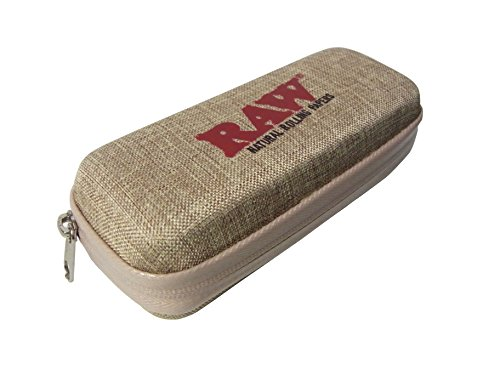 RAW Natural Rolling Papers - Cone Wallet - Zipper Case