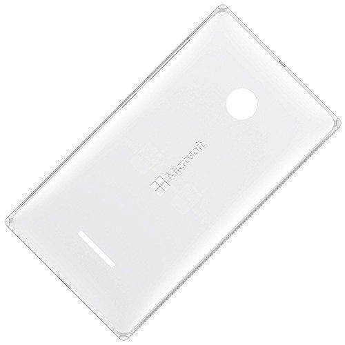Custodia protettiva originale CC-3096 / Cover bianca per Microsoft Lumia 532 e 532 Dual Sim