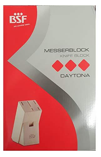 BSF Daytona Messerblock natur