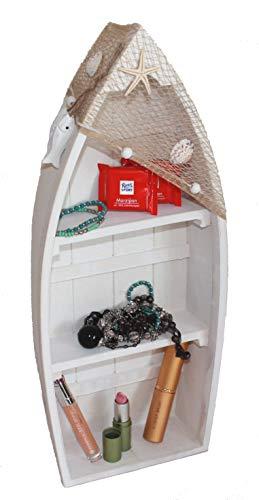 AAF Nommel Asia Art Factory Bootsregal 02, Stand- oder Hängeregal 48,5 x 19,5 x 7,5 cm